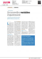 20170501 La Tribune de l'Assurance