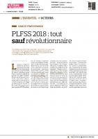 20171101 La Tribune de l'Assurance