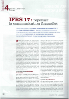 2018 01 Article IFRS 17