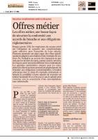 20190503 Le Nouvel Economiste