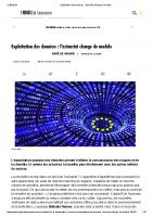 20190410 – Exploitation des données _ l'actuariat change de modèle