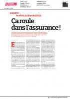20190601 La Tribune de l'Assurance