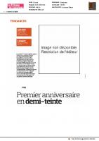 20201101 La Tribune de l'Assurance