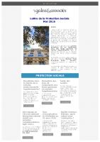 Lettre de la protection sociale mai 2016